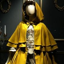 OL S2 yellow cape 2