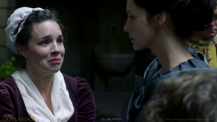 13 ep207 Claire returns