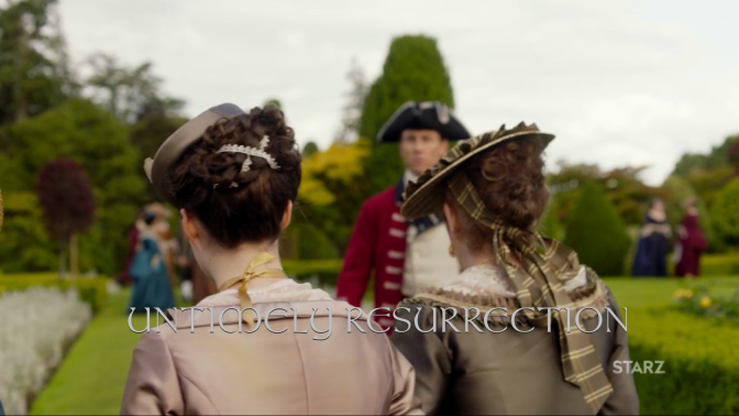 A True Fan's Review of Outlander Ep. 205: UNTIMELY RESURRECTION