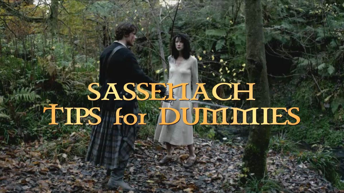 Top 20 Redux Tips for Dummies from Outlander Ep. 101: SASSENACH