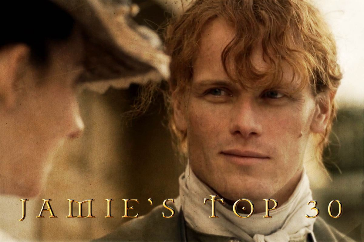 Jamie's Top 30 Moments from Outlander Ep304: OF LOST THINGS